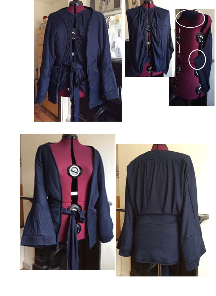 UB jacket